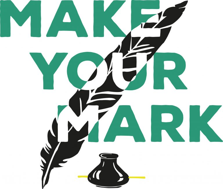 Make your mark colors-logo