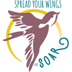 Spread your wings logo